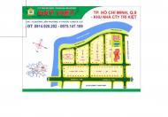 Cần bán nền đất dự án Trí Kiệt Quận 9, diện tích 8x30m, diện tích 6x24m, 28 tr/m2