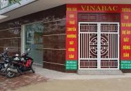 Bán nhà 5 tầng  mặt tiền rộng kinh doanh tốt  - Khu Ninh Xá , TP Bắc Ninh