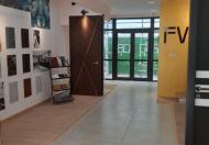 Cho thuê biệt thự shophouse Vinhomes Hàm Nghi, dt 93m2 x 5 tầng, thông sàn, thang máy, giá 55tr/th
