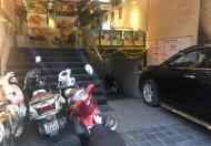 Cho thuê mặt bằng kinh doanh tầng 1 tại mặt phố Chùa Láng giá 90 triệu