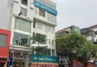 Bán nhà mặt phố đường Láng, 65m2, 6 tầng, thuê 40tr/ tháng, 15 tỷ.