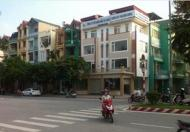 Cho thuê liền kề mặt phố đường Nguyễn Khuyến, Văn Quán, DT 95 m2 x 4 tầng