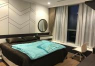 Cho thuê căn hộ 45m2 full đồ mặt phố Trấn Vũ, giá 12.6 tr/th
