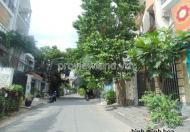 Bán lô đất  Quận 2 tại mặt tiền đường Nguyễn Văn Hưởng 690m2 XD được 1 hầm 6 lầu