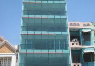 Bán building MT Lê Quang Định, P. 11, Q. BT, DT: 10x27m, hầm, trệt, 8 lầu, ST, thang máy