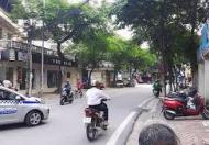 Bán mặt phố Đốc Ngữ, Ba Đình, 155m2, mặt tiền 5 mét, chỉ 20.5 tỷ, vị trí cực đẹp