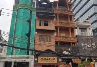 Cho thuê nhà 9B Tôn Đức Thắng, Q1. Nhà kế bên toà nhà Techcombank.