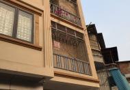 Bán nhà 42m2*5 tầng, MT 4m, ngõ Hòa Bình 7, ngõ rộng, giá chỉ 4,35 tỷ.
