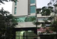 Cho thuê nhà mới xây MT Nguyễn Tuân, Q.GV, DTKV: 8x24m, hầm, trệt, 4 lầu, st. Giá: 160tr/th
