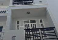 Nhà sổ hồng, hẻm xe hơi, 3.5x8m, 2 lầu, Đào Tông Nguyên