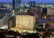 Bán khách sạn MT Nguyễn Thái Bình Q1, 8x20m, 1 hầm 9 tầng, 40 phòng