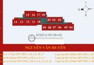 Chung cư 60 Hoàng Quốc Việt - chuyên phân phối bán căn hộ giá rẻ