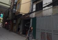 Bán gấp Nhà  Phố Khương trung Thanh Xuân 80 m2, 2 mặt tiền, ô tô tránh, chỉ 6,2