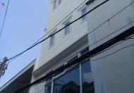Bán nhà hẻm xe hơi đường Thống Nhất,phường 11,Gò Vấp,1 lửng 3 lầu,57 m2,5.55 tỷ.