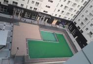 Cần cho thuê gấp căn hộ Tara Residence Quận 8, DT 81m2, 2 phòng ngủ, nhà trống rộng thoáng mát