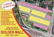 Goden Mall - khẳng định đẳng cấp đầu tư, ngay ngã tư Bình Thái, Xa Lộ Hà Nội,phước Long B, Q9