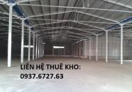 Cho thuê kho Bình Dương, cho thuê kho Sóng Thần, kho xưởng Dĩ An - 0937.6727.63