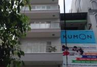 Bán nhà tòa nhà 5 tầng mặt tiền đường Nguyễn Văn Giai, phường Đa Kao, Quận 1, Hồ Chí Minh