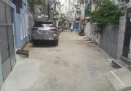 1 trệt 1 lầu, 3 PN, hẻm xe hơi vào nhà, 79m2, Nguyễn Xí, BT, giá 5 tỷ TL