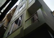 Bán nhà 5 tầng mới ngõ 111 Phố Quan Hoa , Cầu Giấy.