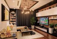 Cho thuê căn hộ cao cấp tại D'.Le Pont D'or, Tân Hoàng Minh, 36 Hoàng Cầu 107m2, 2PN, giá 18tr/th