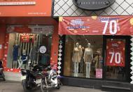 Cửa hàng ở mặt phố Đinh Tiên Hoàng cho thuê 40m2 x 1 tầng MT 4m giá 90tr/th. Đoạn đẹp nhất phố