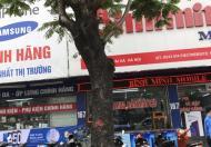 Siêu hot cửa hàng ở MP Thái Hà cho thuê 77m2, 4 tầng, MT 4.5m, giá 80 tr/th. Đoạn đẹp nhất phố