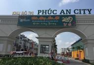 Bán nhà MT KDC Phúc An City, Đức Hòa: 5 x 15, giá: 2,55 tỷ