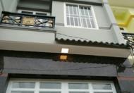 Bán nhà mới xây 4 lầu đường Trần Bình Trọng cách mặt tiền 10m. P1 Q5 . 3.2X10m giá 7.6 tỷ.LH:0919402376