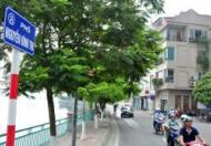 Mặt phố Nguyễn Đình Thi, view Hồ Tây bao la thơ mộng, DT 50 m2 x 5 tầng cực thoáng mát