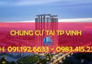 Một số căn hộ chung cư tại TP Vinh, 0911926633