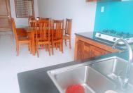 Cho thuê căn chung cư CT1 Nha Trang, căn góc đủ nội thất, giá 7.5tr/th