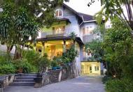 Biệt thự đẹp MT đường P. Tân Định, Quận 1, 8x20m 160m2, giá 28 tỷ