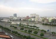 Cần bán building MT Võ Văn Kiệt, Q.1, View sông rất đẹp, DT: 8x40m, hầm, trệt, 5 lầu. Giá: 90 tỷ