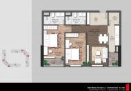 CC bán gấp căn hộ số 07 tòa E3 tầng 19 chung cư The Emerald, 86.4 m2, giá 29 tr/m2, 0976230622