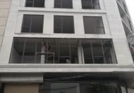 Cho thuê tòa nhà tại Nguyễn Trãi 110m2 x 7.5 tầng, MT 5m, giá 110 triệu/tháng