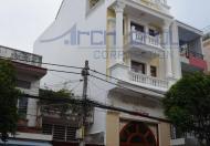 Bán nhà mặt tiền Võ Văn Kiệt, 8x20m, 35 tỷ, Quận 1