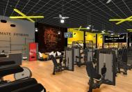 Cho thuê mặt bằng TTTM mở phòng tập gym tại Hà Đông