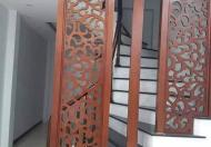 Nhà mới hai mặt ngõ, ô tô đậu cửa P. Kim Giang DT 40m2 x 4 tầng, giá 3.95 tỷ