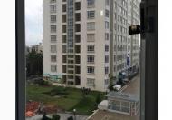 Cho thuê căn hộ Giai Việt Q8, 110m2, 3PN, 2WC, có tủ quần áo, rèm, bếp, nhà thoáng mát