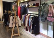 Cần cho thuê hoặc sang nhượng lại cửa hàng quần áo thời trang ở thị trấn Đông Anh, Hà Nội