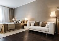 Bán gấp nhà khu chuyên căn hộ dịch vụ liền kề Q1 phường 21, Bình Thạnh, DT 5.5x24m, GP hầm 6 tầng