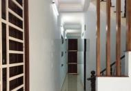 Cho thuê nhà MT đường Trương Văn Thành, Q. 9, 5.4x20m, 1 trệt 1 lầu, 4 PN