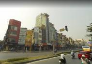 Bán nhà mặt đường phố Vạn Bảo, quận Ba Đình 50m2 x 5T, MT 5.5m, vỉa hè, KD tấp nập