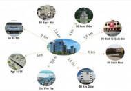 Bán căn hộ chung cư tại dự án chung cư Ban cơ yếu Chính phủ, Thanh Xuân, HN, DT 61m2, giá 16 tr/m2