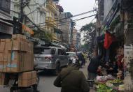 Bán nhà mặt phố Tương Mai, Hai Bà Trưng, vỉa hè, kinh doanh ngày đêm 66m2 4T chỉ 9 tỷ.