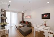 Cho thuê chung cư Sky City ở 88 Láng Hạ, Đống Đa, HN, căn góc, 122m2, 2PN, NT rất đẹp, 15 tr/th