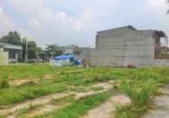 Bán lô đất gần Chợ Gò Đen, Bến Lức, giá 450tr/100m2