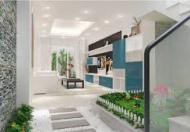 Bán nhà HXH Lê Thị Riêng, Bến Thành, Q. 1, 7x11m, 3 lầu, giá 26 tỷ, khai thác 200tr/th