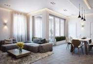 Cho thuê nhà HXH 345 Trần Hưng Đạo, 80tr/th, 9x16m, cầu thang cuối nhà